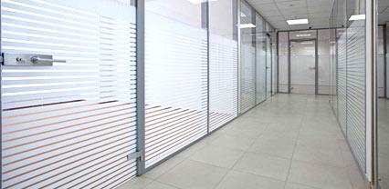 Instaladores de vinilos glass vinilos glaseados vinilos for Vinilos para oficinas